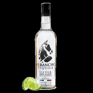 Silver Blanco Tequila by Mi Rancho
