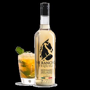 Reposado Tequila by Mi Rancho