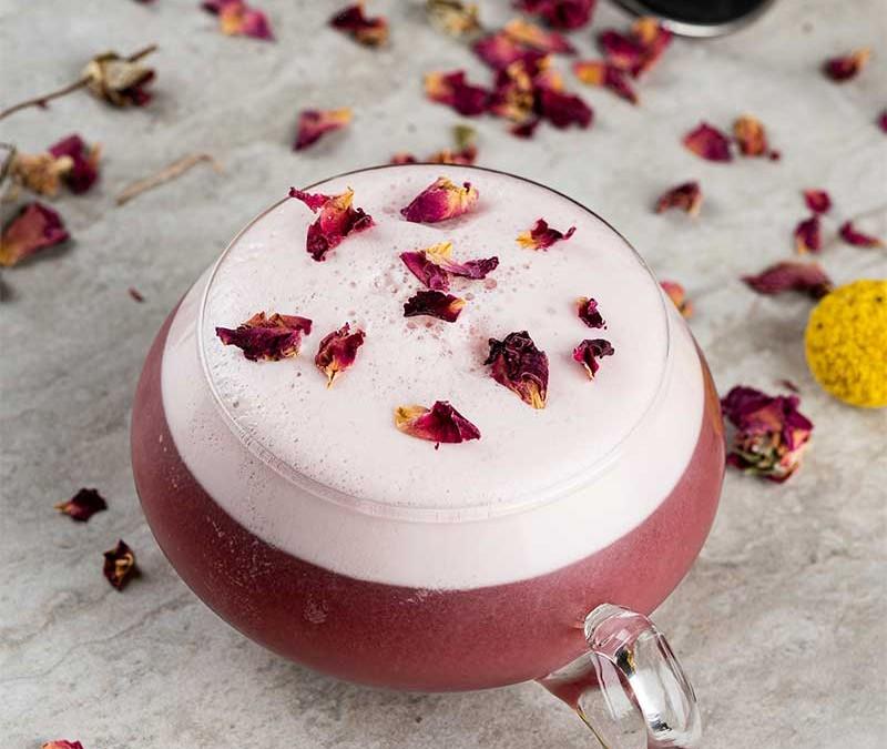 The Pomegranate Sour