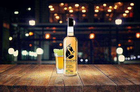 Mi Rancho Añejo 100% Agave Tequila wins Double Gold Award at John Barleycorn Awards