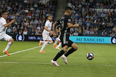Sporting KC's new marketing partners have local ties